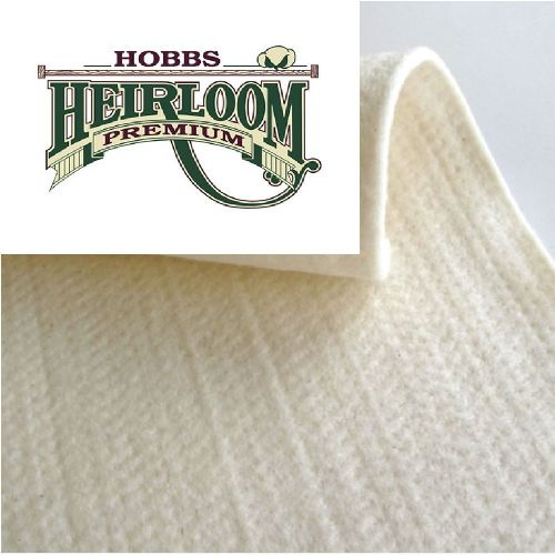 "Heirloom® Premium 80/20 Cotton Blend - 96"" wide, by the metre"